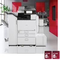 新款彩色复印机MPC4502颜值一流450元